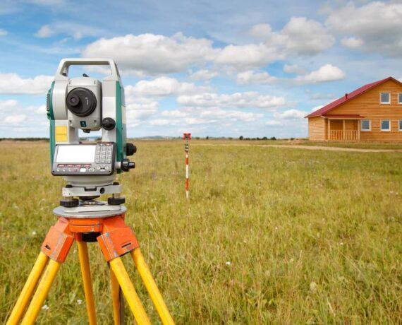 Что входит в геодезические работы?