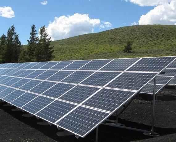 Геодезія під сонячні електростанції в Києві