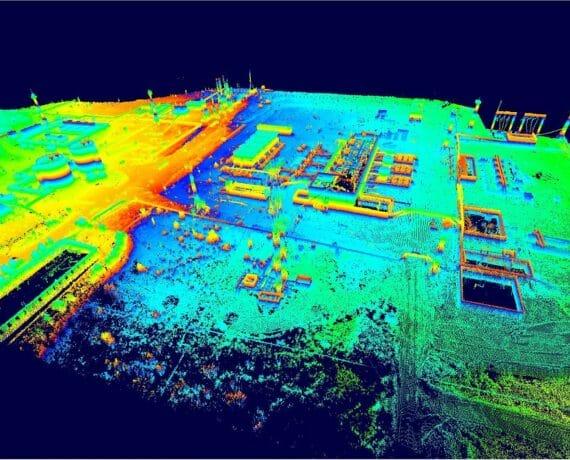 Обзор лазерного сканирования