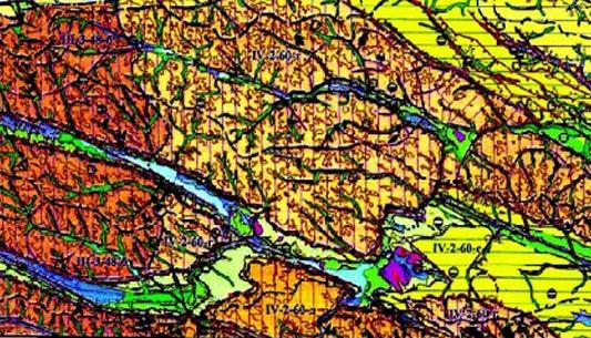 Геология и геодезия Хмельницкого и Хмельницкой области