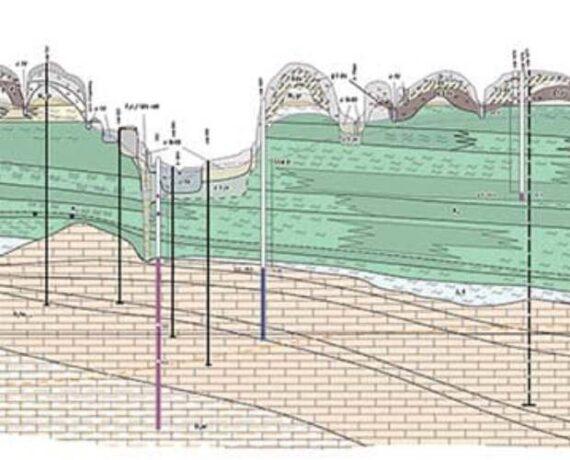 Геологические разрезы