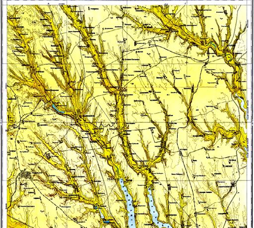 Геология и геодезия Одессы и Одесской области