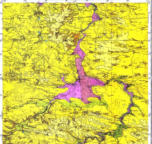 Геология и геодезия Ровно и Ровенской области