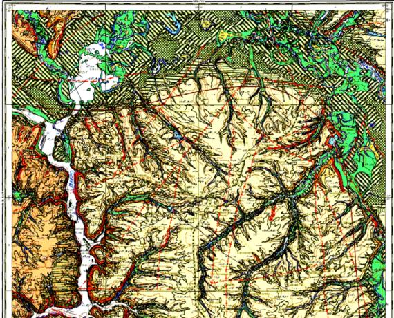 Геология и геодезия Днепропетровска и Днепропетровской области