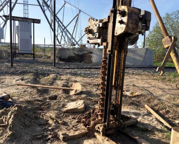 Инженерно-геологические изыскания для реконструкции зданий